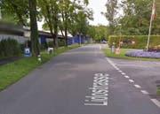 Der 22-jährige, ehemalige Hotelfachschüler aus Malaysia raste mit 83 km/h durch die 30-er Zone auf der Lidostrasse in Luzern. (Bild: Google Street View)