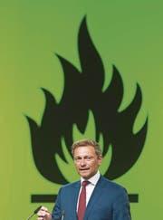 FDP-Chef Christian Lindner. (Bild: Steffi Loos/Getty (Berlin, 26. April 2017))