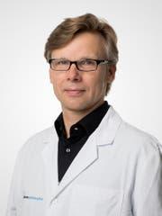 Jan Duwe, leitender Arzt Gefässchirurgie am Luzerner Kantonsspital, wird das Kantonsspital Uri in Altdorf im Rahmen der dortigen Gefässchirurgie unterstützen. (Bild: PD)