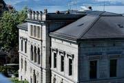 Das Regierungsgebäude in Zug. (Symbolbild ZZ)