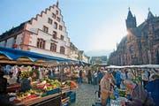 Ein Wochenende in Freiburg im Breisgau gibt es im Wettbewerb zu gewinnen.