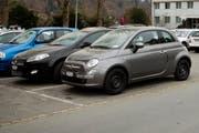 Das Parkieren soll in Malters besser geregelt werden. (Symbolbild) (Bild: Archiv)