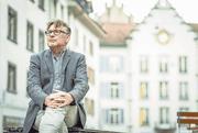 Hanspeter Thür, neugewählter Aarauer Stadtrat. (Bild: Chris Iseli/ Aargauer Zeitung)