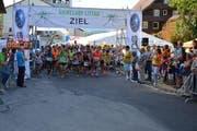 Startschuss zum 19. Ämmelauf in Littau am Samstag. (Bild: pd)