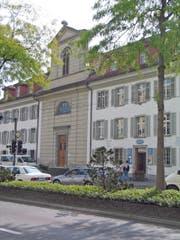 Die Sentikirche an der Baselstrasse in Luzern. (Bild: PD)