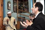 Urner Moslems treffen sich jeden Freitag in Bürglen zum Gebet. (Bild Urs Hanhart/Neue UZ)