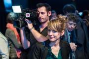 Seraina Rohrer (37) leitet seit vier Jahren die Solothurner Filmtage. (Bild: Keystone/Alessandro Della Valle)