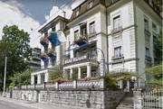 """Das """"Beau Séjour"""" an der Haldenstrasse in Luzern. (Bild: Google Street View)"""