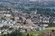 Die Gemeinde Cham kann wiederum ein positives Jahresergebnis verbuchen. (Bild Stefan Kaiser)