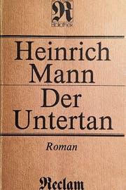 DDR-Ausgabe der Universalbibliothek Reclam Leipzig.