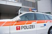 Ein Einsatzfahrzeug der Kantonspolizei Nidwalden (Symbolbild). (Bild: Keystone)