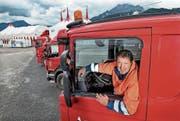 Der Luzerner Thomas Banz ist seit mehreren Jahren Transportchef des Circus Knie. (Bild: Eveline Beerkircher (Luzern, 25. Juli 2017))