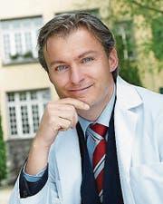 Depressionsforscher Gregor Hasler. (Bild: PD)