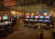 Blick ins Casino Pfäffikon (Bild PD)