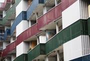 Günstiger Wohnraum in der Stadt Luzern: die 2007 sanierte ABL-Siedlung Himmelrich 2 an der Tödistrasse. (Bild: Manuela Jans)