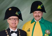 Haben neu das Sagen: Franz Heini (links) und Werner Luternauer. (Bild pd)