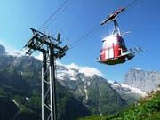 Die Konzession für die Bahn zwischen Stäfeli und Usser Äbnet wird verlängert. (Bild: PD / Uri Tourismus)