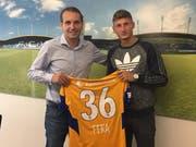 Dren Feka kommt vom Hamburger SV. (Bild: PD)