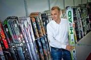 Otto's-CEO Mark Ineichen (45).Bild: Pius Amrein (Sursee, 18. Oktober 2013)
