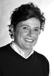 Ab nächster Woche als neue SVP-Parteisekretärin tätig: Sibylle Kost. (Bild: pd)