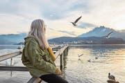 Ruhestand gefährdet: Derzeit sind fast 30 Prozent der Schweizer Bevölkerung über 65 Jahre alt, Tendenz steigend. (Bild: Christof Schürpf/Keystone)