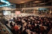 Bereits zum dritten Mal veranstaltete Cuisine sans frontières die Benefizveranstaltung im Neubad.