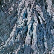 Der Fieschergletscher in den Berner Alpen. (Bild: Bernhard Edmaier)