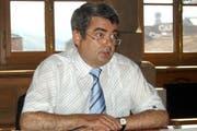 Kantonsgerichtspräsident Martin Ziegler. (Bild: Keystone)
