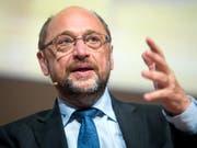 Der deutsche Kanzlerkandidat Martin Schulz hat bei einem Besuch in Paris die Europapolitik der amtierenden Kanzlerin Merkel kritisiert. (Archiv) (Bild: KEYSTONE/DPA/CHRISTOPH SCHMIDT)