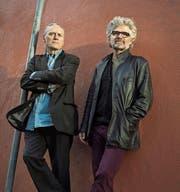 Urs Leimgruber (links) und Jacques Demierre haben 6ix ins Leben gerufen. (Bild: PD)