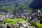 Die Gemeinden Schattdorf und Bürglen. (Archivbild/Neue LZ)