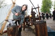 Mittelalterspektakel, hier im Jahr 2010 auf dem Sonnenberg in Kriens. (Bild: Archiv Neue LZ)