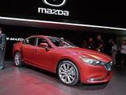 Frischer Mazda 6. (Bild: tg)