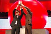 Gesucht wird ein Nachfolger von Raphael und Matthias Bachmann. Die Confiserie Bachmann setzte sich 2014 gegen die Konkurrenz durch. (Bild Bernard Marks)