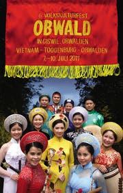 Zu Gast bei Obwald 2011: Das Lotus Orchester aus dem vietnamesischen Hanoi. (Bild: PD)