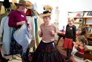 Im Historischen Museum Obwalden gibt es auch Angebote für Kinder (Symbolbild). (Bild: Corinne Glanzmann)