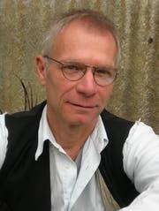 Schriftsteller und Verleger Andreas Grosz. (Bild: PD)