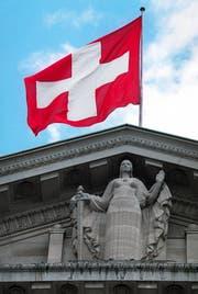 Das Bundesgericht in Lausanne heizt politische Diskussionen an. (Bild: Keystone)