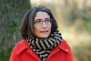 Manuela Weichelt, Direktorin des Innern: «Wir wissen, wie teuer uns das Führen von Mandaten intern zu stehen kommt.» (Bild Neue ZZ)