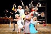 Schweizer Premiere in Luzern: «Gardenia - Bevor der letzte Vorhang fällt» - ein überwältigend warmes, menschliches Porträt einer Gruppe queerer Menschen, für die das letzte Kapitel ihres Lebens beginnt. (Bild: PD)