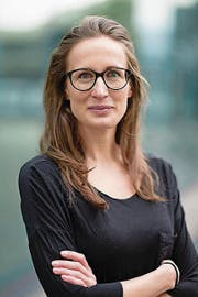 Franziska Barmettler vom Rasa-Initiativkomitee. (Bild: PD)