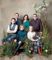 Die Kelly Family 2017. Jetzt ohne Paddy und Maite. (Bild: Helen Sobiralski)
