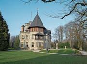 Die Musikhochschule gibt 2019 das Konservatorium im Dreilindenpark als Standort auf. Bild: Dominik Wunderli (Luzern, 10. März 2016)