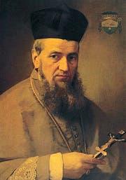 Bischof und Missionar Anastasius Hartmann (1803-1866). (Bild: PD)