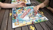 Monopoly-Spass – und doch etwas anders. Bild: Corinne Glanzmann