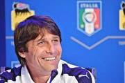 Antonio Conte geht nach der EM. (Bild: Epa/Maurizio Degl'Innocenti)