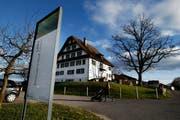 Das landwirtschaftliche Berufsbildungszentrum Schluechthof in Cham. (Bild Stefan Kaiser)