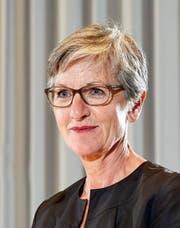 Angelica Ferroni wird neue Präsidentin des Forum Luzern60plus. (Bild: PD)