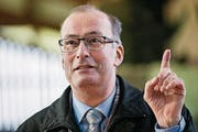 Markus Ritter, Präsident des Bauernverbands. (Bild: Keystone)