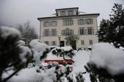 Zur Liegenschaft Winterberg gehört auch das historische Herrenhaus. (Bild: Urs Hanhart / Neue UZ)